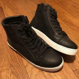 Steve Madden Exact, Black, Size 8.5