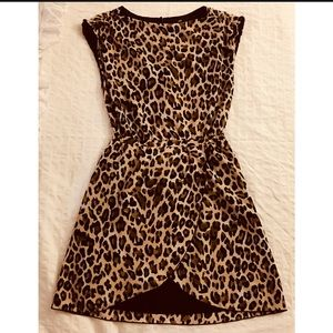 H&M Leopard Dress