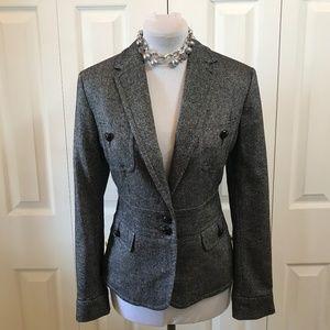 Talbots The Grace Fit NWT Jacket Blazer Msrp $199