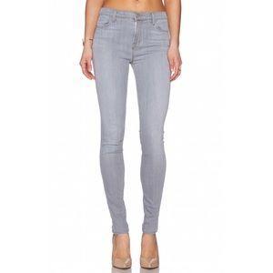 J brand high rise 'Maria' skinny jean