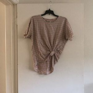 Whisper cotton tee from Madewell