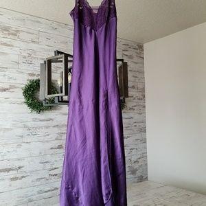 Vintage Victoria's Secret Long Night Gown