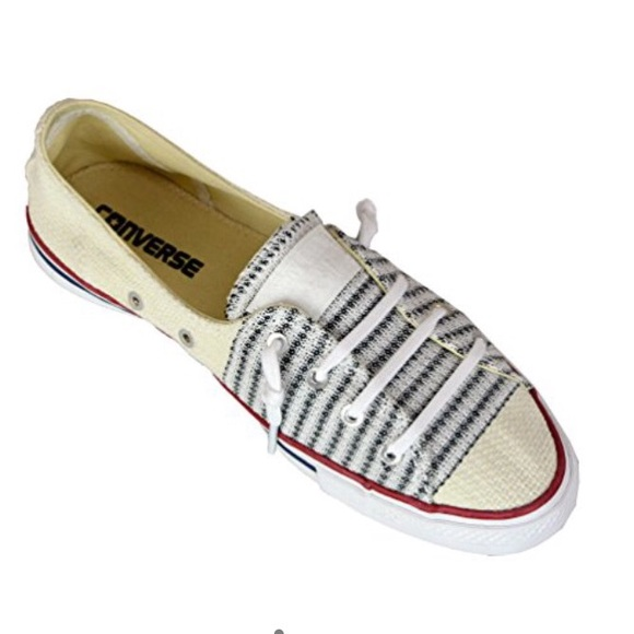 Converse Shoes - Converse espadrilles slip on ons sneakers 8 lk new