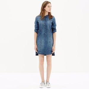 Madewell Denim Downshift Dress in XS
