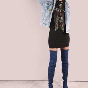 Dress( selling the jacket )