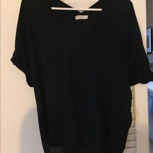 Nordstrom Lush dress shirt, size S