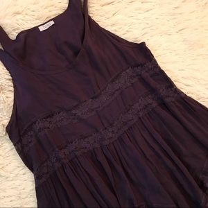 [Tobi] Trapeze Slip Lace Dress 💜
