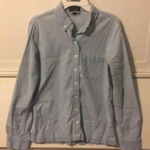 Denim Button Up Shirt