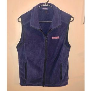 NWOT* Vineyard Vines Fleece Vest! Size XS!