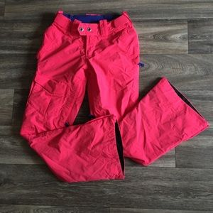 North Face HyVent Women's snow pants