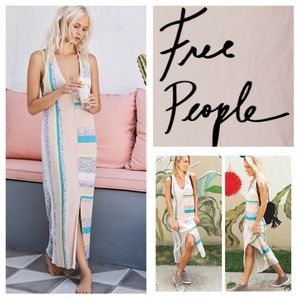 🆕Free People More More More Knit Maxi.  NWOT.