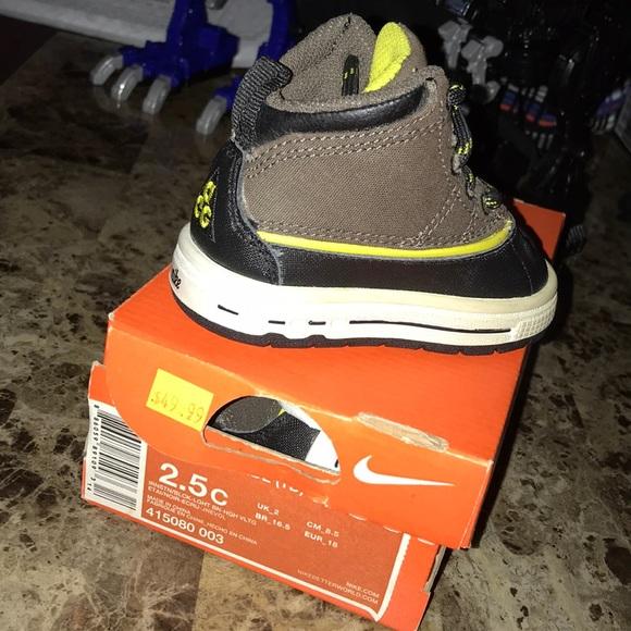 Nike Woodside infant boots
