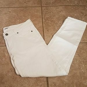 Paige white Jeans size 29
