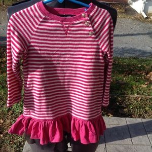 Girls Polo Ralph Lauren dress.
