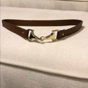 """""""Waist"""" belt"""