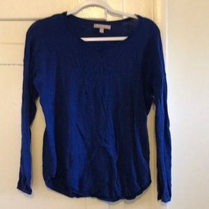 Blue Banana Republic sweater