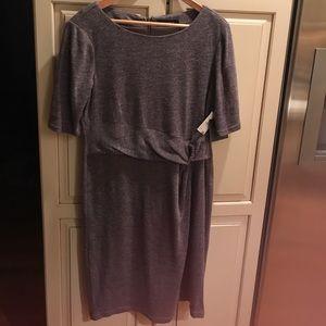 Nwt Ellen Tracy knit dress 12