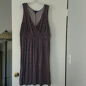 Lane Bryant Cotton Dress