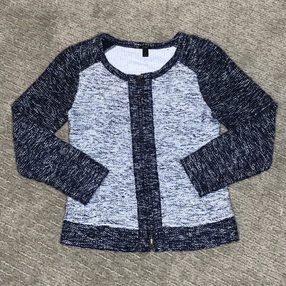 J. Crew Sweaters - J.Crew Zip Up Sweater Women's Size Small