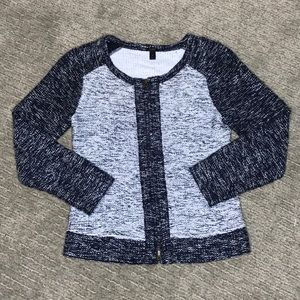 J.Crew Zip Up Sweater Women's Size Small