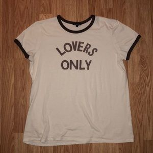 Urban Outfitters Ringer Tee