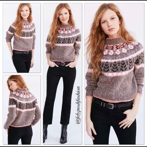 Urban Outfitters Kimchi Blue Up North Sweater