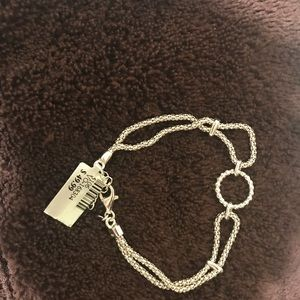 1d2f2eaab379b .925 sterling silver bracelet from Costco Boutique