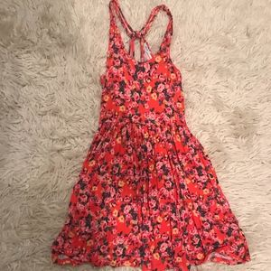 Floral Urban Outfitters Dress