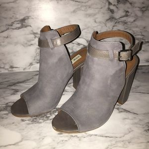 Carnabi Booties by Steve Madden