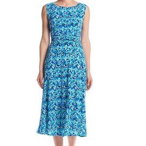 Jessica Howard scoop Neck Sleeveless Dress Size 4