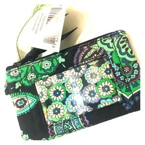 Vera Bradley id or credit card wallet