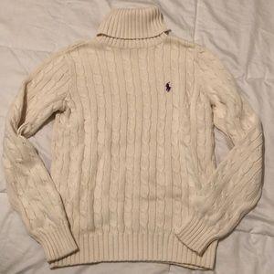 Ralph Lauren sport turtleneck sweater