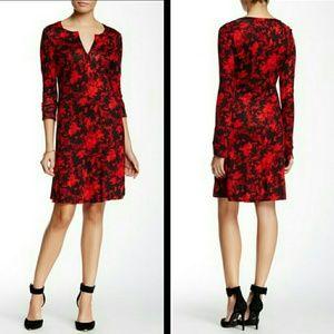 Diane von Furstenberg DVF Pixie Silk Dress