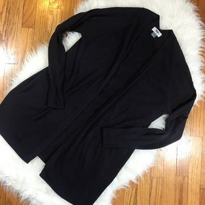 Old Navy Open Front Long Line Cardigan
