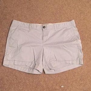 "💖NEW💖 Light Gray 5"" Shorts"