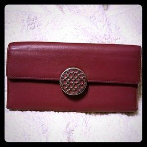 Coach Alexandria Envelope Wallet