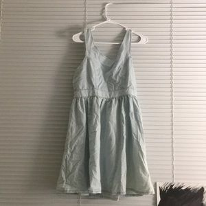 NWT Light denim dress