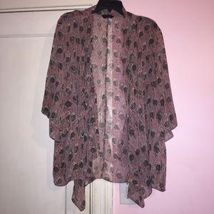 Simply Be Kimono Cardigan