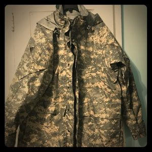 Army Cold Weather Parka Universal Camouflage