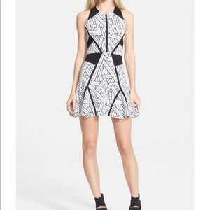"""NWT Parker """"Neve"""" Fit and Flare Dress"""