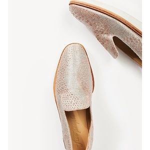 Free People • snake eyes loafers
