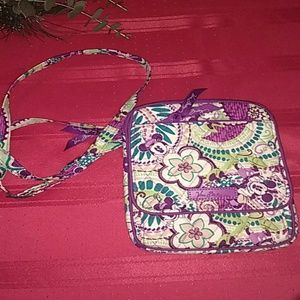 Disney Vera Bradley Little Crossbody Bag