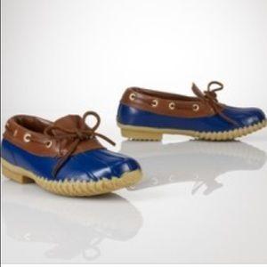 Ralph Lauren Makenna duck boots wms size 7