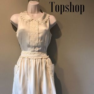 Topshop Lacey dress, 2