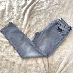 H&M Grey Skinny Jeans