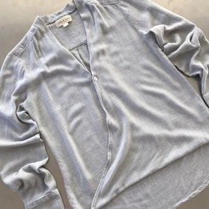 Anthropologie | grey top