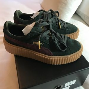 FENTY CREEPERS/ green