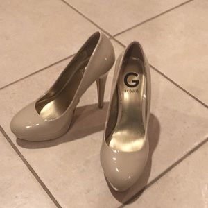 G by Guess high heels in perfect condition!