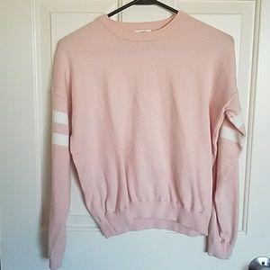 F21 Blush Pink Sweater