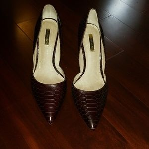 Loiuse et cie stiletto pumps